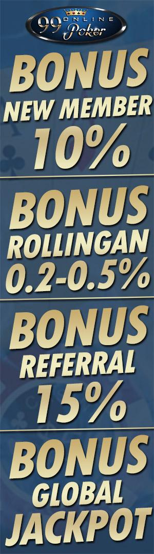 bonus-99onlinepoker
